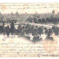 Postales: TARJETA POSTAL DE VALENCIA. VISTA GENERAL. FUENTE. Nº 137. HAUSER Y MENET.. Lote 24110389