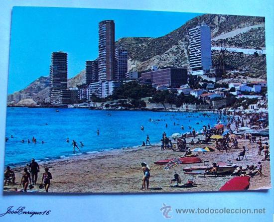 ALICANTE, ALBUFERETA, VISTA PARCIAL. PAPISA N° 202 - 1979 (Postales - España - Comunidad Valenciana Moderna (desde 1940))
