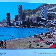Postales: ALICANTE, ALBUFERETA, VISTA PARCIAL. PAPISA N° 202 - 1979. Lote 24214948