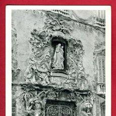 Postales: VALENCIA, PUERTA PALACIO DOS AGUAS, P49053. Lote 24475170