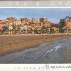 Postales: ALICANTE, POSTAL LA VILAJOIOSA-VILLAJOLLOSA. Lote 25618645