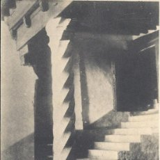 Postales: PS1212 VALENCIA 'CASTILLO DE BENISANÓ - ESCALERA PRINCIPAL'. NÚM. 5. SIN CIRCULAR. Lote 24891952