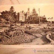 Postais: ANTIGUA POSTAL DE VALENCIA, GLORIETA. FOT. L. ROISIN. DEL AÑO 1937. Lote 24896705