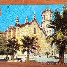 Postales: POSTAL VENICARLO IGLESIA PARROQUIAL. Lote 24978120