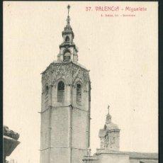Postales: VALENCIA. MIGUELETE. 37 L. ROISIN.. Lote 26535564