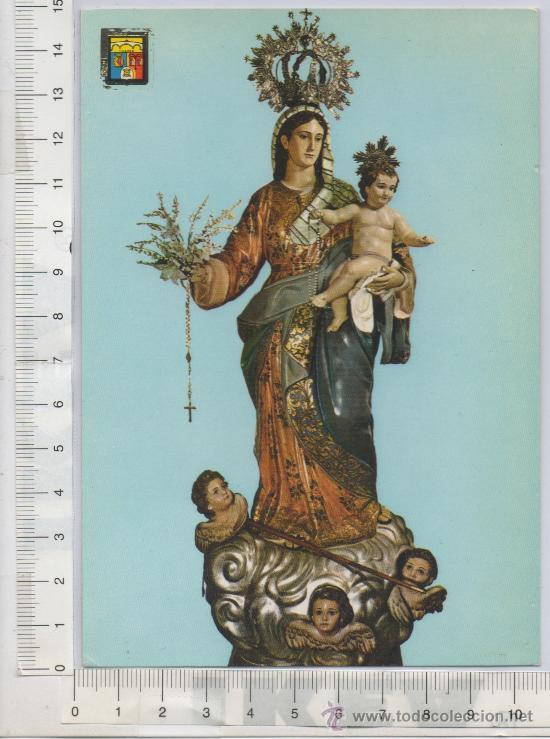 Tarjeta postal de rojales alicante ntra sra d comprar postales tarjeta postal de rojales alicante ntra sra del rosario virgen imagen religiosa talla thecheapjerseys Choice Image