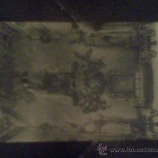 Postales: VIRGEN DE LOS DESAMPARADOS POSTAL -FOTO DEEL MIQUELET, SEGUN REZA ATRAS VALENCIA. Lote 26755379