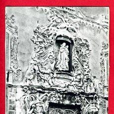 Postales: VALENCIA, PUERTA DEL PALACIO DE DOS AGUAS, P50226. Lote 25709518