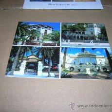 Postales: POSTAL BENICASSIM, LA RUTA DE LAS VILLAS: VILLA DAVALOS, VILLA ELISA, VILLA DEL MAR, VILLA VICTORIA.. Lote 288382148