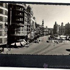Postales: VALENCIA PLAZA DEL CAUDILLO, HOTEL LONDRES. EDICIONES GARCIA GARRABELLA.. Lote 25794386