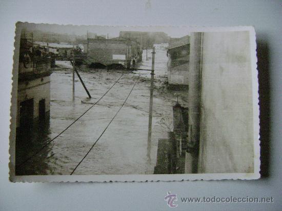 VALENCIA.RIADA DE 1957.12488 (Postales - España - Comunidad Valenciana Antigua (hasta 1939))