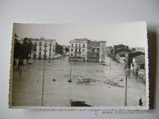 VALENCIA.RIADA DE 1957.12491 (Postales - España - Comunidad Valenciana Antigua (hasta 1939))