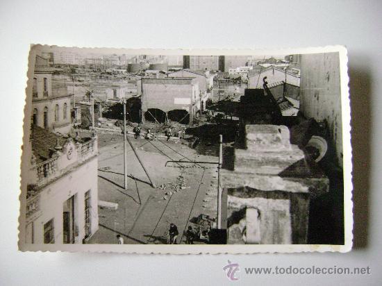 VALENCIA,RIADA DE 1957.12496 (Postales - España - Comunidad Valenciana Antigua (hasta 1939))
