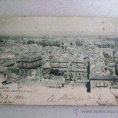 Postales: VALENCIA.VISTA DESDE EL MIGUELETE.12564. Lote 25843585