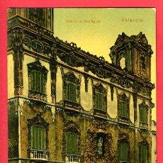 Postales: VALENCIA, PALACIO DE DOS AGUAS, P50688. Lote 25890289