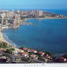 Postales: POSTAL ALBUERETA, SE VE LA ISLETA ANTES DEL DERRIBO. Lote 26120035