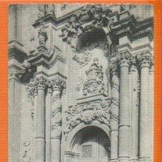 Postales: ELCHE - IGLESIA DE SANTA MARIA - PUERTA MAYOR - Nº 4 FOTOTIPIA CASTAÑEIRA - ANIMADA - SIN CIRCULAR. Lote 27620828
