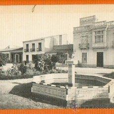Postales: TORREVIEJA ( ALICANTE ) - PLAZA DE ALFONSO XIII - SIN CIRCULAR - FOTO ROISIN. Lote 27620833