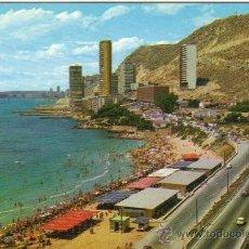 Postales: ALICANTE - 195 PLAYA ALBUFERA Y FINCA ADOC. Lote 26195303