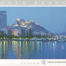 Postales: ALICANTE, POSTAL VISTA DE ALICANTE. Lote 26232223