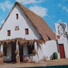 Postales: VALENCIA-BARRACA VALENCIANA-70'. Lote 26290701