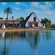 Postales: VALENCIA-EL PALMAR-70'. Lote 26290795