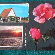Postales: VALENCIA-70'. Lote 26290941