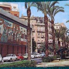 Postales: VALENCIA-70'-AVENIDA DE JOSE ANTONIO-. Lote 26291163