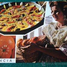Postales: VALENCIA-70'-TIPISMO DE LA REGION-. Lote 26291238