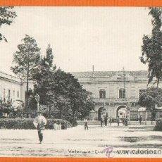 Postales: VALENCIA - CUARTELES DE CABALLERIA - FOTO J.F. Nº 3 - SIN CIRCULAR MUY RARA. Lote 26353934
