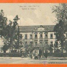 Postales: VALENCIA - CUARTEL DE INFANTERIA - COLECCION E.B.P. Nº 44 - SIN CIRCULAR. Lote 26354186