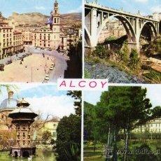 Postales: ALCOY Nº 2013 EDICIONES ARRIBAS SIN CIRCULAR . Lote 26503451