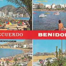 Postales: BENIDORM (ALICANTE). Lote 26506254