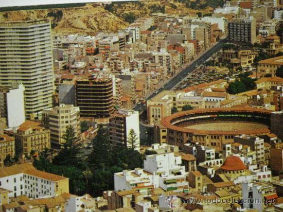 2abf655cf351 198 ALICANTE PLAZA DE TOROS NO CIRCULADA AÑOS 60 - MAS DE ESTA CIUDAD EN MI  ...