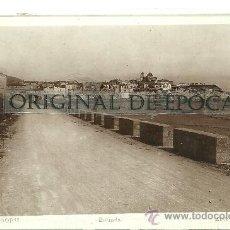 Postales: (PS-22699)POSTAL FOTOGRAFICA DE BENIDORM(ALICANTE)-ENTRADA. Lote 27066178