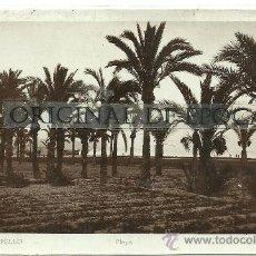 Postales: (PS-22695)POSTAL FOTOGRAFICA DE CAMPELLO(ALICANTE)-PLAYA. Lote 27066220