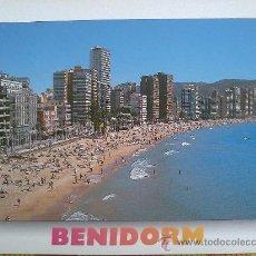 Postales: POSTAL BENIDORM Nº 96- PLAYA DE LEVANTE - SIN CIRCULAR. Lote 27075100
