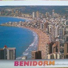 Postales: POSTAL BENIDORM Nº 87 - VISTA PANORAMICA - SIN CIRCULAR. Lote 27075606