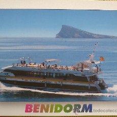Postales: POSTAL BENIDORM Nº 109 - SIN CIRCULAR. Lote 27075689