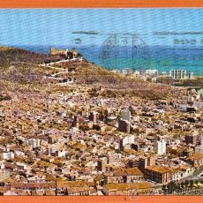 Postales: CULLERA - VALENCIA -VISTA AEREA - Nº 291 ED. SUBIRATS CASANOVAS. Lote 27191058