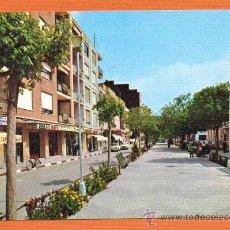 Postales: CANALS - VALENCIA - AVENIDA VICENTE FERRI - Nº 1 EXCL. VIUDA PEREGRIN CHOVER. Lote 27315038