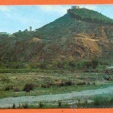 Postales: JALANCE - VALENCIA - ALT. 453 M. - VISTA PARCIAL Y CASTILLO - Nº 2 ED. J. M. CUESTA - E. MAÑEZ. Lote 27328161