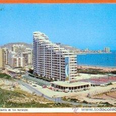 Postales: CULLERA - PLAYA DEL RACÓ Y URBANIZACIÓN FLORAZAR - VALENCIA - Nº 724 JDP - AÑO 1977. Lote 27359866