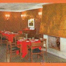 Postales: EL GALEON - CULLERA - VALENCIA - COMEDOR - ED. GRAFICAS EUROPEAS - AÑO 1967 . Lote 27377924