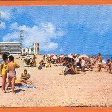 Postales: GANDIA - PLAYA , VISTA PARCIAL - Nº 3533 ED. PERGAMINO. Lote 27378038