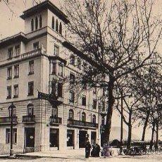 Postales: MUY BUENA POSTAL DE JATIVA HOTEL ESPAÑOLETO VALENCIA. Lote 27522343