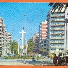 Postales: ALICANTE - PLAZA DE LOS CAIDOS - Nº 113 RO FOTO Y ESTAMPAS ALICANTE. Lote 27625275