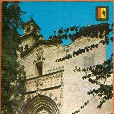 Postales: ORIHUELA - ALICANTE - IGLESIA DE SANTIAGO (MONUMENTO NACIONAL) - Nº 2 A. SUBIRATS CASANOVAS. Lote 27736530