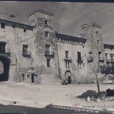 Postales: ALBAIDA (VALENCIA).- PALACIO DEL MARQUES DE ALBAIDA.PARCIAL. Lote 27743904
