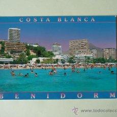 Postales: POSTAL COSTA BLANCA - BENIDORM SIN CIRCULAR Nº 4001. Lote 27812529